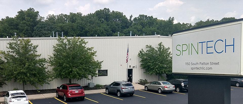 spintech building